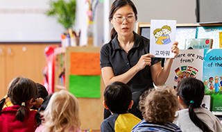 Korean Lessons for Children